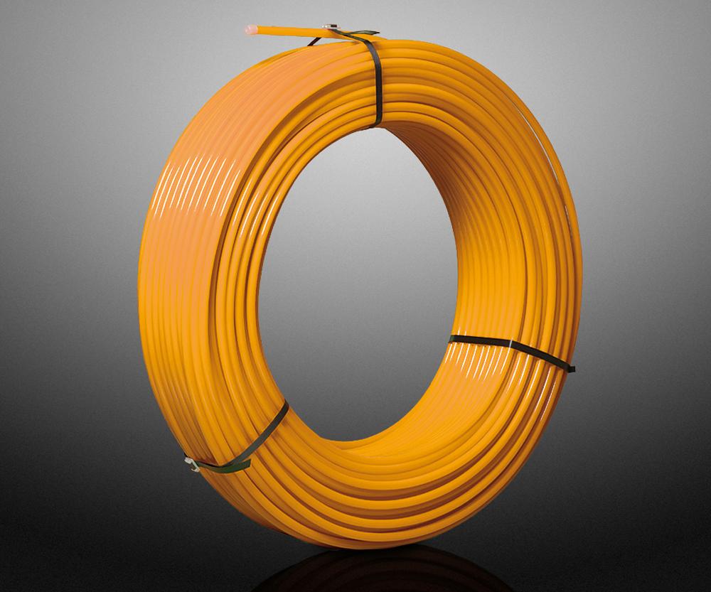 Aquatherm Orange Pipe Surface Heating And Underfloor