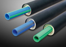 aquatherm pre insulated pipes