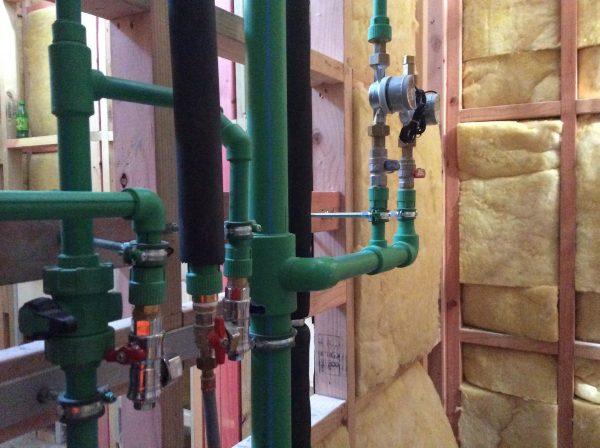 powell fenwick green pipe