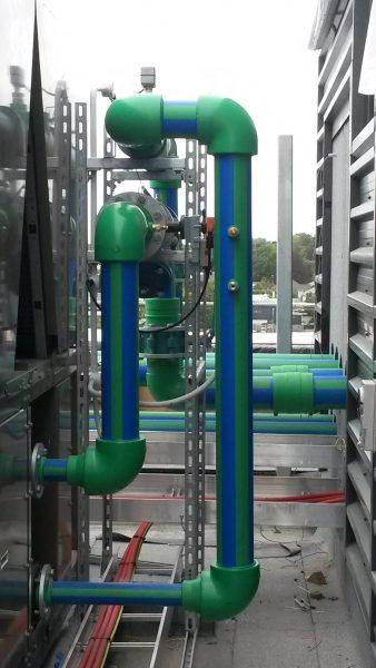 Awly Building Christchurch Aquatherm